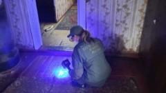 В деревне Дновского района обнаружили труп пенсионерки