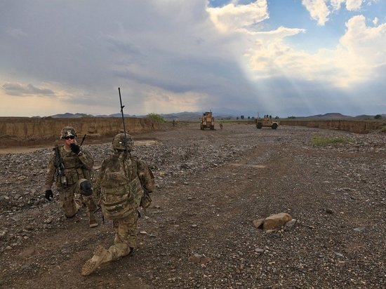 В Белом доме объяснили отказ от сохранения своих войск в Афганистане