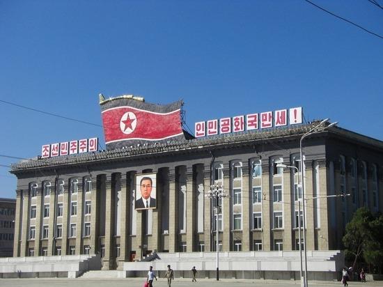 В КНДР сообщили об испытании новой гиперзвуковой ракеты