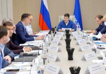 Благоустройство, аварийки, соцобъекты и дороги: Артюхов и Воронов обсудили планы по развитию Нового Уренгоя