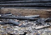 Неправильное использование обогревателя стало причиной пожара в доме в Великих Луках