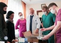 Фонд имени Юрия Тена передал Ивано-Матрёнинской больнице аппарат «Орто-СУВ»