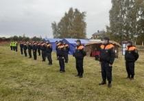 В Гдове стартовали соревнования по ликвидации ЧС