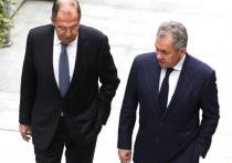 Лавров, Шойгу, Проценко и Шмелева отказались от мандатов Госдумы