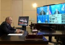 Путин: В достижении успеха «Единой России» есть вклад каждого из пятерки лидеров