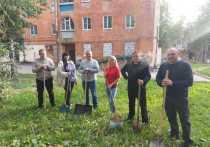 Псковские росгвардейцы приняли участие в экологической акции