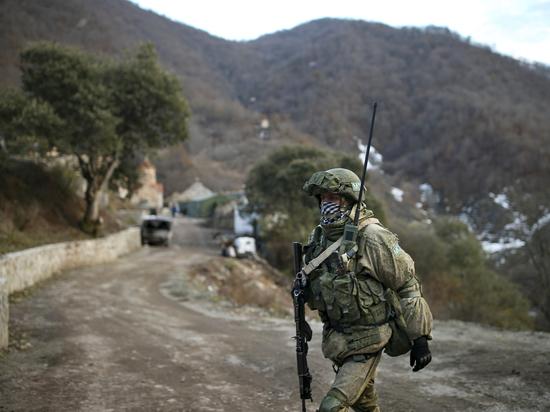 Американцы выдвинули идею о приходе миротворцев США в Карабах