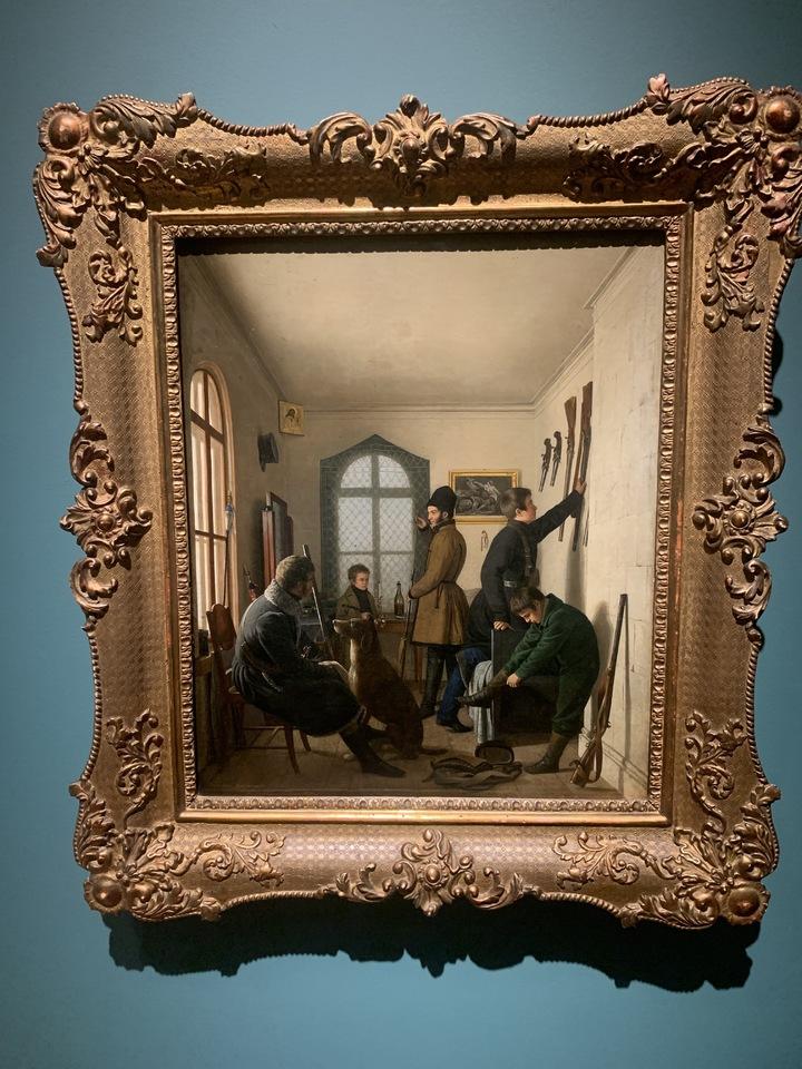 Выставка Венецианова в Третьяковке стала первой масштабной за 40 лет