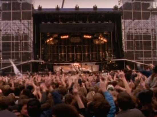 Фестиваль Monsters of Rock глазами музыкантов: Metallica играла, бутылки летали