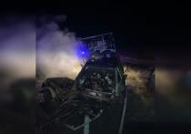 Авария произошла в Михайловском районе 29 сентября около 21