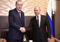 Путин и Эрдоган померялись количеством антител после вакцинации