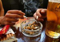 ВОЗ назвала Россию примером в борьбе с курением и алкоголем
