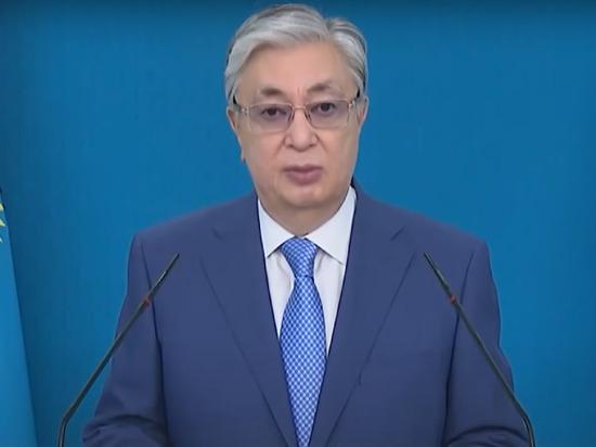 Президент Казахстана заявил об угрозе для жителей пограничных регионов России