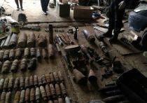 Более 130 снарядов нашли в гараже в Перово, где накануне подорвался черный копатель