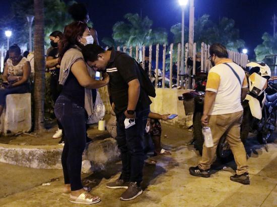 Более ста убитых: названы причины бойни в эквадорской тюрьме
