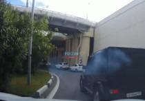 Полицейские задержали подозреваемого в стрельбе на дороге в Сочи