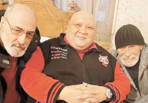 Вахтанг Кикабидзе поучаствовал в съемках казахско-грузинского проекта «Больше, чем любовь» казахстанского режиссера Жениса Туматаева