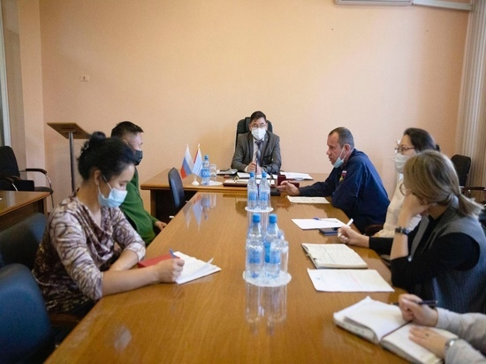 В Кызыле началась подготовка к осеннему призыву