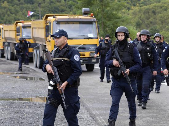 Сербия использовала вооруженные силы для решения конфликта в Косово
