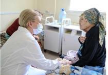 В Якутске ко Дню пожилых людей открыт паллиативный стационар