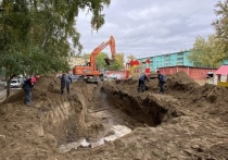 Жителей левого берега Новосибирска обещают подключить к теплу до конца дня 1 октября