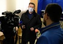 Мэр Новосибирска Локоть сообщил о планах ревакцинироваться от COVID-19