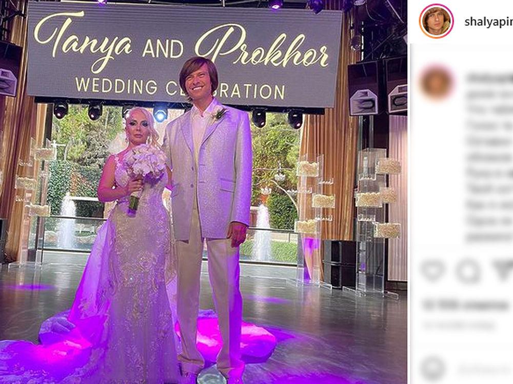 Садальский жестко «прошелся» по свадьбе Шаляпина и Дэвис: «Мнимое богатство»
