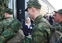 Почти 70% призывников отправятся служить в воинские части Южного военного округа
