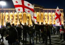 В Грузии задержали экс-президента Михаила Саакашвили, куда он приехал впервые за восемь лет