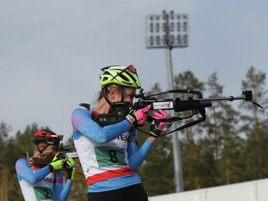 Биатлонистки Миронова и Кайшева напрямую вошли в состав сборной