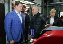 Мэр Сочи проинспектировал объекты теплоснабжения