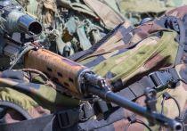 Снайперские учения по стрельбе из движущихся автомобилей прошли в Ленобласти
