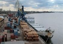 Грузооборот морских портов Астрахань и Оля с начала текущего года составил 1,8 млн тонн