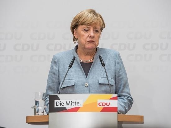 Германия: ХДС проиграл выборы из-за карантинной политики Меркель