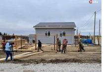 В селе Бясь-Кюель Якутии достроили шесть новых домов