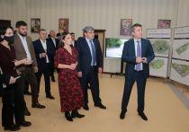 Главе Ростуризма презентовали проекты по Кабардино-Балкарии