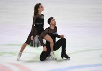 Разогрев нерва: танцоры Пападакис и Сизерон вышли из тени с мировым рекордом