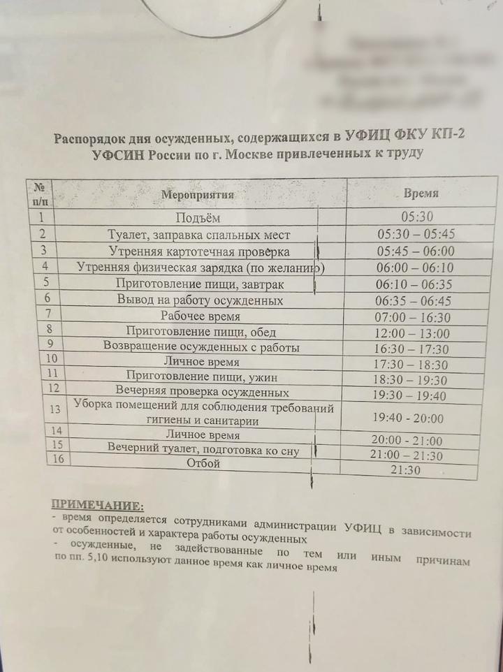 """Осужденные в модульном центре Зеленограда пожаловались в прокуратуру: """"Используют как рабов"""""""
