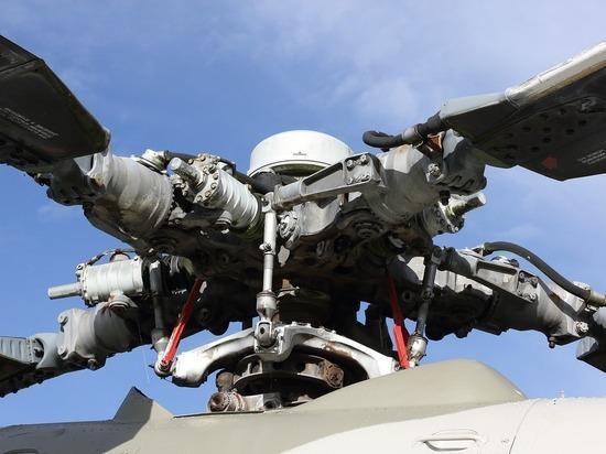 Эксперты назвали версии крушения вертолета «Робинсон» в Подмосковье