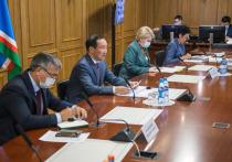 Глава Якутии провел совещание по эпидемиологической ситуации в республике