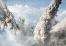 На полигоне в Ленобласти взорвали более тонны старых боеприпасов