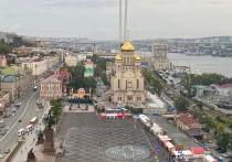 Фестиваль-ярмарка белорусской продукции открывается во Владивостоке