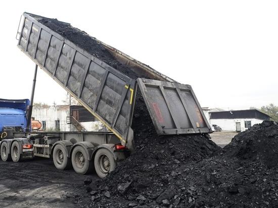 Власти Тувы решили стимулировать оптовую торговлю углем
