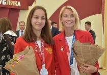 29 сентября в Доме правительства состоялся торжественный прием участников Олимпийских и Паралимпийских игр в Токио у главы республики Олега Николаева