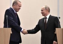 Cumhuriyet: Эрдоган пытался «подкупить» Путина