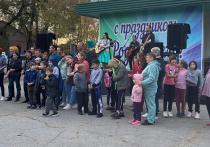 Праздник состоялся 2 октября в селе Черняево