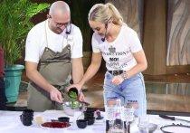Известная медийная персона и певица Ольга Бузова овладела еще одной профессией — своими скрупулезно полученными знаниями в кулинарии она скоро догонит профессиональных шеф-поваров
