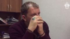 Задержанный Лазарев показал на видео, как убивал студенток в Гае