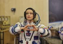 Съемочная группа художественного фильма стартовала во вторник на Международную космическую станцию на корабле «Союз МС-19»