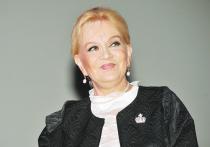6 октября у актрисы Ирины Шевчук юбилей